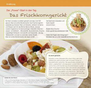 """1 Magazin """"Mein Frischekorb"""" Ausgabe NovemberDezember 2014"""
