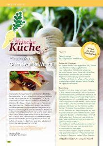 """3 Magazin """"Mein Frischekorb"""" Ausgabe MärzApril 2015"""