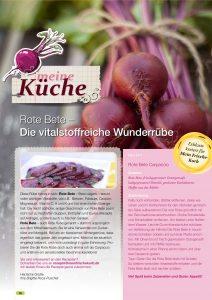 """2 Magazin """"Mein Frischekorb"""" Ausgabe JanuarFebruar 2015"""