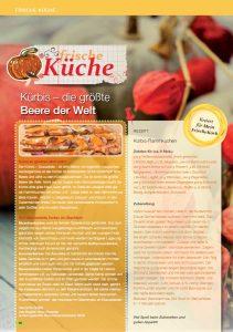 """6 Magazin """"Mein Frischekorb"""" Ausgabe SeptemberOktober 2015"""